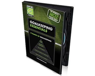 "Coerver-DVD: ""Goalkeeping Essentials"""